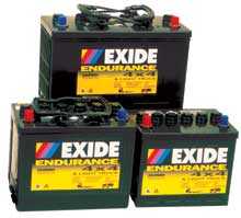 exide battery pic